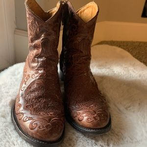 Old gringo size 8 booties